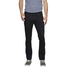 Buy Hilfiger Denim Skinny Jeans, Black Comfort Online at johnlewis.com