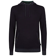 Buy Ted Baker Hyatt Pocket Detail Hoodie Online at johnlewis.com