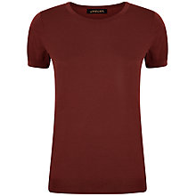 Buy Jaeger Gostwyck Short Sleeve Top Online at johnlewis.com