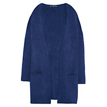 Buy Mango Open Front Side Pocket Cardigan Online at johnlewis.com
