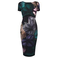 Buy Coast Albany Print Tannisha Dress, Multi Online at johnlewis.com