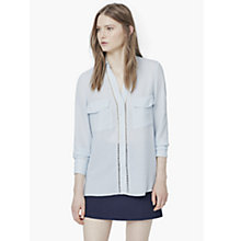 Buy Mango Pocket Shirt Online at johnlewis.com