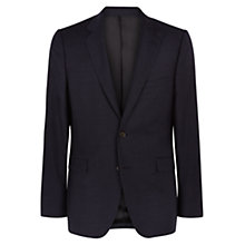 Buy Aquascutum Beldon Pick on Pick Two Piece Suit, Navy Online at johnlewis.com