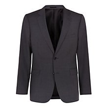 Buy Aquascutum Hetton Plain Weave Two Piece Suit, Grey Online at johnlewis.com