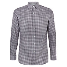 Buy Aquascutum Stubbs Check Shirt, Grey Online at johnlewis.com