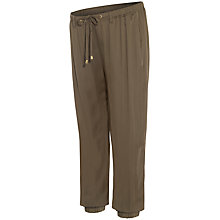 Buy Séraphine Harmony2 Maternity Trousers, Khaki Online at johnlewis.com