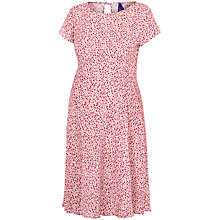 Buy Séraphine Eugenie Maternity Dress, Pink/Multi Online at johnlewis.com