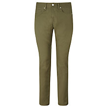 Buy Carhartt WIP Viscious Tapered Trousers, Leaf Online at johnlewis.com