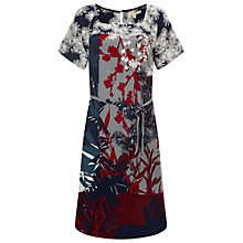 Buy White Stuff Pillow Book Print Dress, Multi Online at johnlewis.com