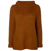 Buy White Stuff Curly Boucle Jumper, Spool Yellow Online at johnlewis.com