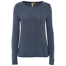 Buy White Stuff Foxy Jumper, Blue Online at johnlewis.com