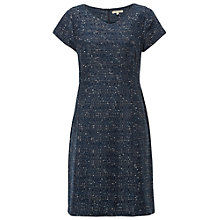 Buy White Stuff Simplistic Dress, Heron Blue Online at johnlewis.com