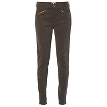Buy White Stuff Trufflehunt Trousers, Natural Brown Online at johnlewis.com