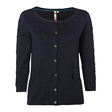 Buy White Stuff Heron Cardigan, Pottery Blue Online at johnlewis.com