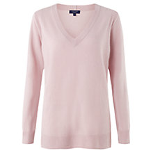 Buy Jigsaw Cashmere Brigitte Jumper Online at johnlewis.com