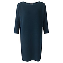 Buy Jigsaw Ottoman Stitch Knit Dress Online at johnlewis.com