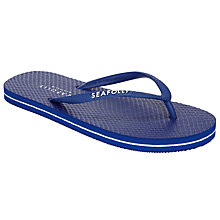 Buy Seafolly Walk About Divine Flip Flops Online at johnlewis.com