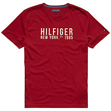 Buy Tommy Hilfiger Lars T-Shirt Online at johnlewis.com