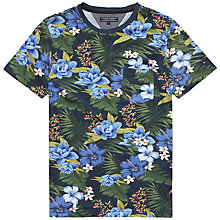 Buy Tommy Hilfiger Pando Print T-Shirt, Multi Online at johnlewis.com