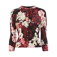 Buy Karen Millen Placed Cardigan, Multi Online at johnlewis.com