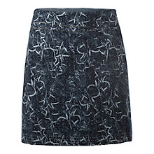 Buy White Stuff Mark Maker Skirt, Dark Denim Online at johnlewis.com