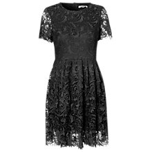 Buy True Decadence Lace Skater Dress Online at johnlewis.com