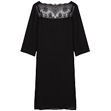 Buy Gerard Darel Brooklyn Dress, Black Online at johnlewis.com