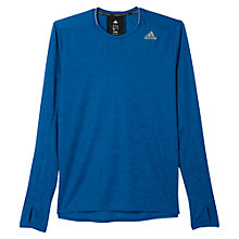 Buy Adidas Supernova Men's Long Sleeve Sweater Online at johnlewis.com