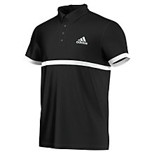 Buy Adidas Tennis Court Polo Shirt Online at johnlewis.com