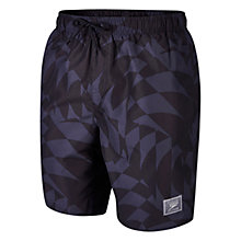 "Buy Speedo Men's Printed Leisure 18"" Watershorts Online at johnlewis.com"