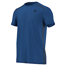 Buy Adidas ClimaCool365 Training T-Shirt, Blue Online at johnlewis.com