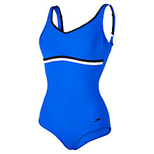Buy Speedo Sculpture Contourluxe One Piece Swimsuit Online at johnlewis.com