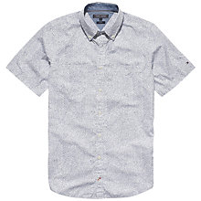 Buy Tommy Hilfiger Swing Tape Print Shirt Online at johnlewis.com