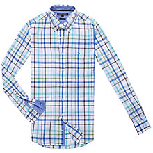 Buy Tommy Hilfiger Multi Check Shirt Online at johnlewis.com