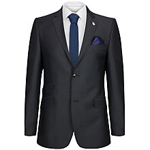 Buy Ted Baker Regkom Tailored Suit Jacket, Grey Online at johnlewis.com