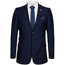 Buy Ted Baker Regbuz Tailored Suit Jacket, Navy Online at johnlewis.com