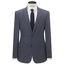 Buy Kin by John Lewis Annis Lux Slim Fit Suit Jacket, Cornflower Online at johnlewis.com