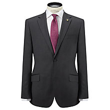 Buy Ted Baker Coinonj Tailored Fit Suit Jacket, Charcoal Online at johnlewis.com