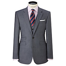 Buy John Lewis Sharkskin Suit Jacket, Grey Online at johnlewis.com