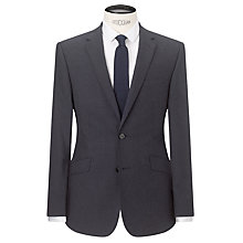 Buy Kin by John Lewis Sutton Lux Slim Fit Suit Jacket, Navy Online at johnlewis.com