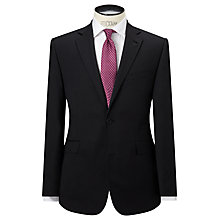 Buy Ted Baker Coinonj Tailored Fit Suit Jacket, Black Online at johnlewis.com