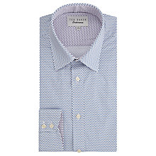 Buy Ted Baker Ucello Shirt, Blue/White Online at johnlewis.com