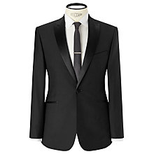 Buy Kin by John Lewis Zinc Slim Fit Dinner Suit Jacket, Black Online at johnlewis.com