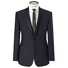 Buy Kin by John Lewis Alpha Slim Fit Dinner Suit Jacket, Navy Online at johnlewis.com