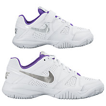 Buy Nike Children's City Court 7 Tennis Trainers Online at johnlewis.com