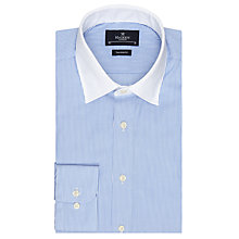 Buy Hackett London Stripe Tailored Shirt, Blue/White Online at johnlewis.com