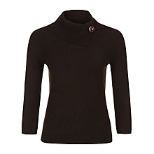 Buy Precis Petite Boucle Button Jumper Online at johnlewis.com