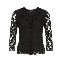Buy Precis Petite Nikki Lace Ruffle Top Online at johnlewis.com