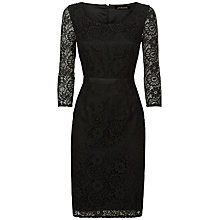 Buy Jaeger Lace Dress Online at johnlewis.com