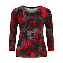 Buy Precis Petite Printed Jumper, Multi Online at johnlewis.com